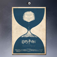 Harry Potter Poster Wall Home Decor