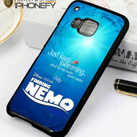Finding Nemo Quote HTC One M8 Case|iPhonefy