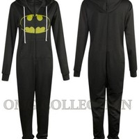 BATMAN SUPERHERO Onesuit JUMPSUIT