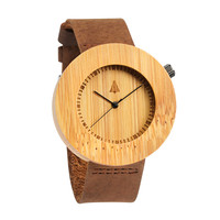 Wooden Watch // Perfectly Imperfect // Bamboo No. 61