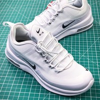Nike Air Max Prime White Sport Running Shoes - Best Online Sale