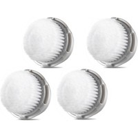 Clarisonic Compatible Replacement Cashmere Luxe Brush Heads 4 Pack - Walmart.com