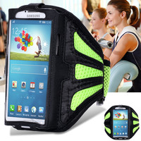 Waterproof Sport Arm Band Case For Samsung Galaxy S3 S4 S5 S6/Edge S7 Arm Phone Bag Running Accessory Band Gym Pounch Belt Cover