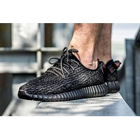 ADIDAS YEEZY BOOST 350 (PIRATE BLACK)