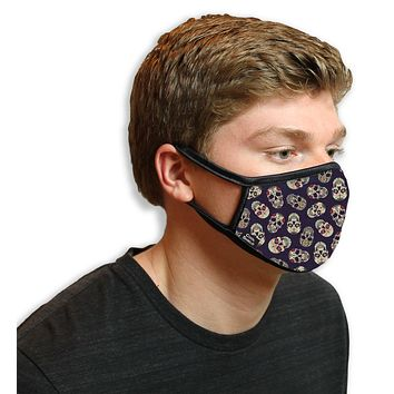 Day of the Dead Cool Shield Face Mask