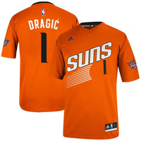 Goran Dragic Phoenix Suns adidas Orange Replica Jersey