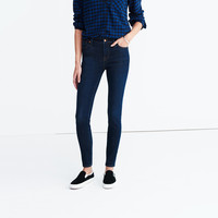 """9"""" High-Rise Skinny Jeans in Larkspur Wash : 