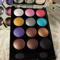 Eyeshadow Cosmetics Mineral Make Up 12 different colors Natural Eye Shadow Palette Random delivery = 1669158468