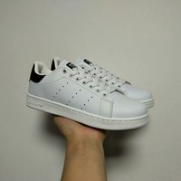 """Adidas Stan Smith"" Unisex Casual Fashion Plate Shoes Sneakers Couple All-match Small White Shoes"