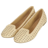MIKO Pin Stud Slippers - Topshop USA