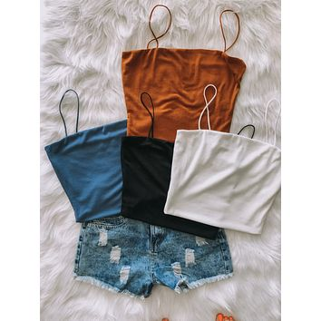 Basic Knit Cami