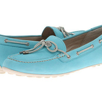 Sperry Top-Sider Laura Turquoise Nubuck - Zappos.com Free Shipping BOTH Ways