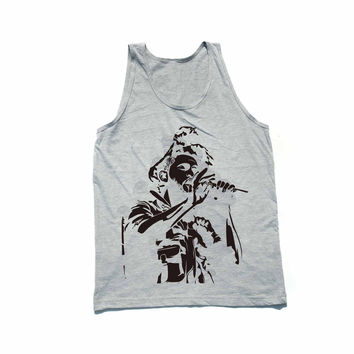 The Weeknd XO Beauty Behind the Madness Heather Grey Tank