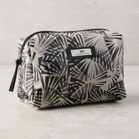 Day Birger et Mikkelsen Palm Cosmetic Case in Black & White Size: One Size Bags