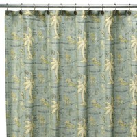 Tommy Bahama® Island Song 72-Inch x 72-Inch Fabric Shower Curtain