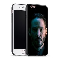 Keanu Reeves John Wick film coque Tpu Soft Silicone Phone Case Cover shell For Apple iPhone 5 5s Se 6 6s 7 8 Plus X XR XS MAX