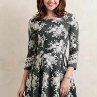 Clarence Embroidered Dress