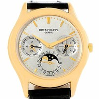 Patek Philippe Complications Automatic-self-Wind Male Watch 3940 (Certified Pre-Owned)