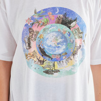 Future State Wonderful World Tee   Urban Outfitters