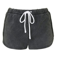 Washed Runner Shorts - New In