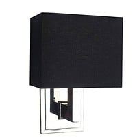 Black Square Wall Lamp | Eichholtz Balthazar