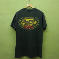Vintage 90s Local Motion Shirt Hawaii Surf surfing Streetwear T Shirt Top Tee Size M