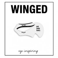 Winged Eyeliner Stencil - Cat Eye Makeup Stencil | Beth Bender Beauty