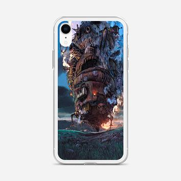 Howls Moving Castle Case iPhone XR Case