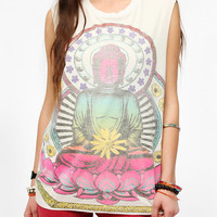 Truly Madly Deeply Bright Buddha Muscle Tee