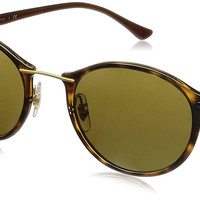 Ray-Ban 0RB4242 Round Sunglasses