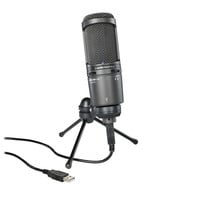 Audio-Technica: AT2020USB+ Microphone With USB Output