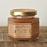 Spicy Pear Jam