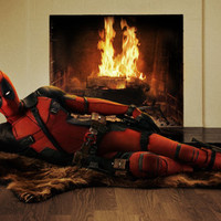 Deadpool Large A1 Poster
