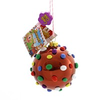 Holiday Ornaments CANDY CRUSH COLOR BOMB Glass Sweet Department 56 4057401