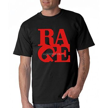 New Rage Against The Machine Renegades Rock Band Mens Black T Shirt Size S 3Xl|T-Shirts