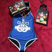 Gucci New Fashion Summer Sexy Bodysuit / Swimsuit bikini
