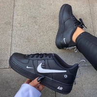 Nike Air Force 1 Low Black-and-white low-top sneaker