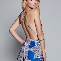 Free People Candice Wrap One Piece