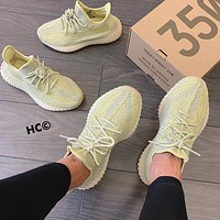 Adidas Yeezy boost 350V2 Breathable sneakers