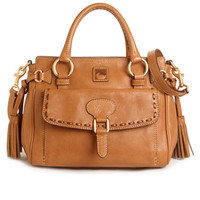 Dooney & Bourke Florentine Vachetta Medium Pocket Satchel