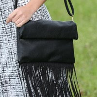 Lift Me Up Bag-Black