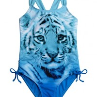 Tiger One Piece Swimsuit