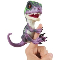 Fingerlings Untamed Raptor- Razor (Purple)