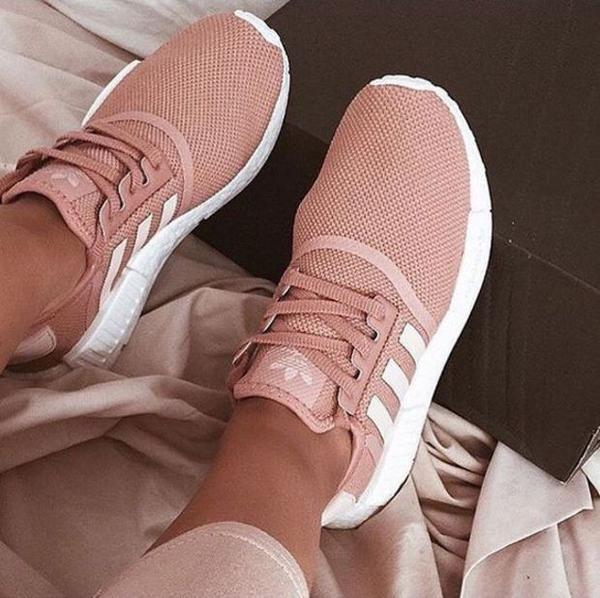 """Image of """"Adidas"""" NMD Women Fashion Trending Running Sports Shoes"""