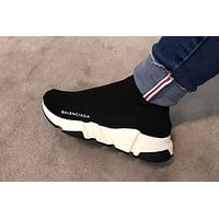 Boys & Men Balenciaga Sneakers Sport Shoes