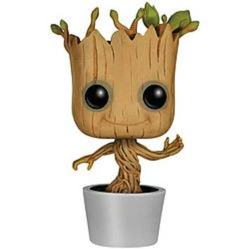 POP! Marvel Guardians Of The Galaxy Groot Bobblehead