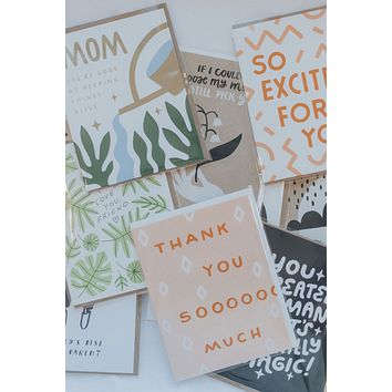 Worthwhile Paper Cards