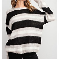 Look And Listen Sweater