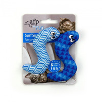 All For Paws Modern Cat Surf Snakes