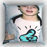 Matthew Espinosa Magcon Family Zippered Pillows  Covers 16x16, 18x18, 20x20 Inches